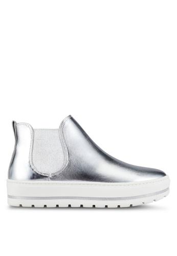 ALDO silver Contina Boots AL087SH0RYE8MY_1