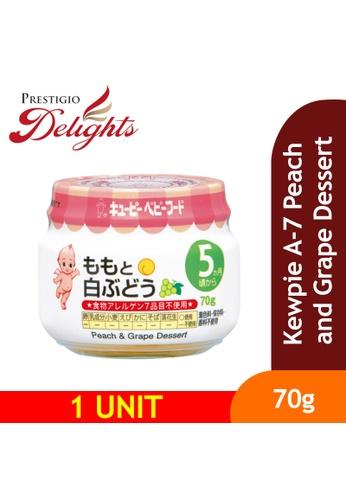 Prestigio Delights Kewpie A-7 Peach and Grape Dessert 70g A4878ES91A4B7AGS_1