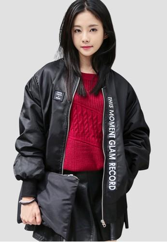 韓風時裝  格南野生空氣跳zalora 泳衣線夾克 G1043, 服飾, 外套