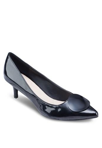 Kimberline 尖頭高跟鞋,zalora taiwan 時尚購物網鞋子 女鞋, 中跟