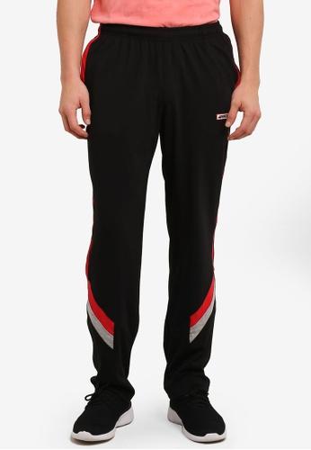 2GO black Track Pants 2G729AA0S5VUMY_1