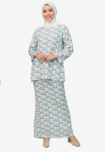 UMMA green Tati Kurung 32113AAB6209E0GS_1