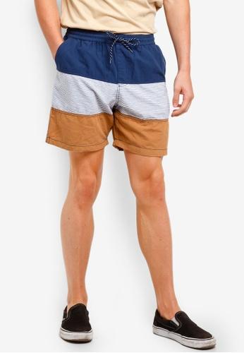 Factorie 多色 Street Shorts C9784AA320DB9CGS_1