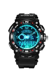 LED Digital Sport Wristwatches ZG512