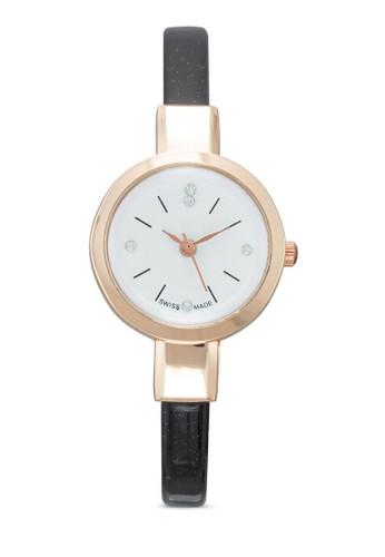 水鑽細仿皮圓錶, 錶類, 其它錶esprit holdings limited帶