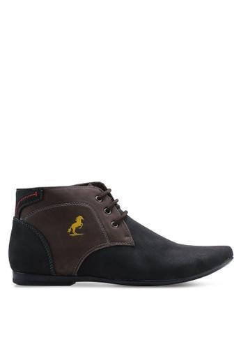 Matarazo 黑色 Matarazo Boots 1D4CFSHE587579GS_1