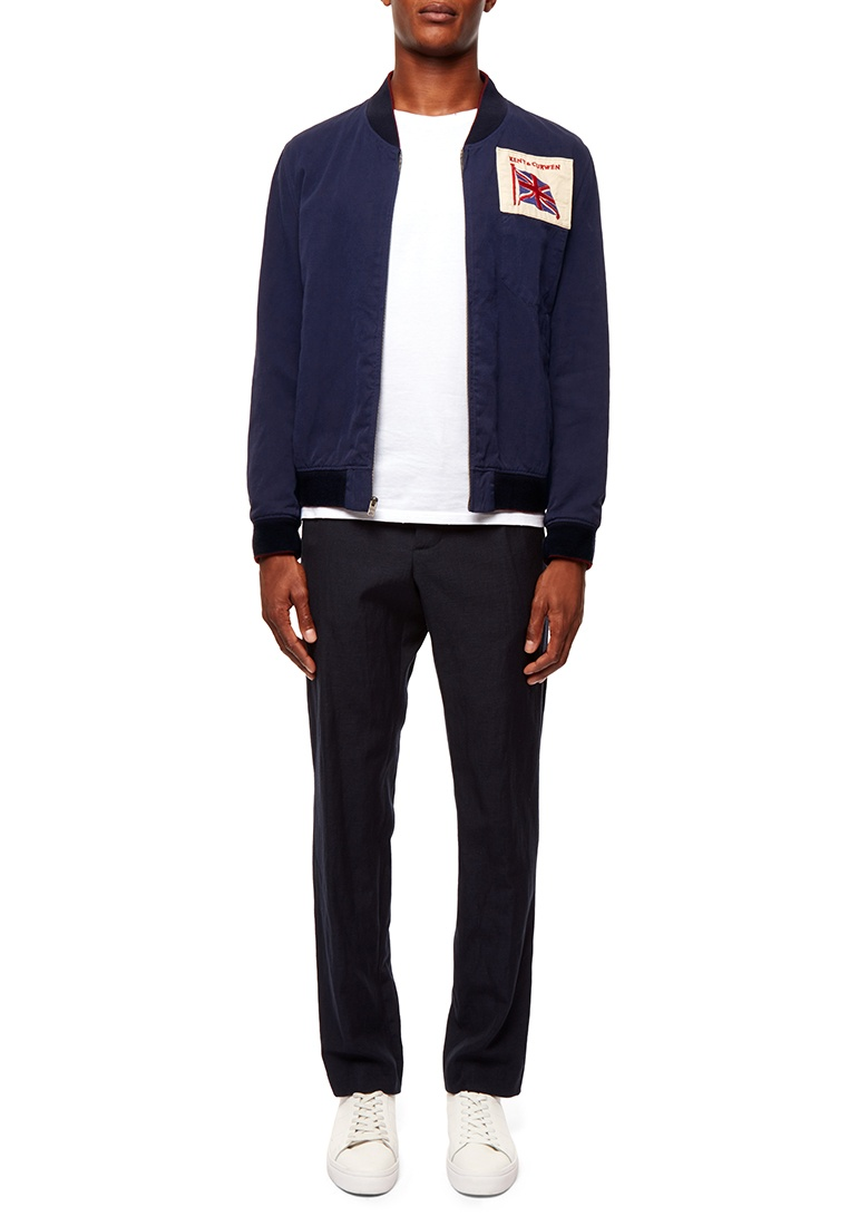 Deep Blue Lightweight Kent and blouson Curwen Jack 7xpXqYH