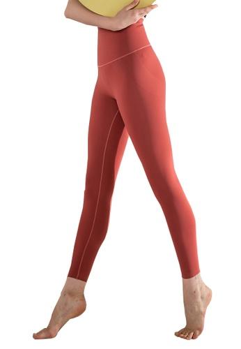 HAPPY FRIDAYS 翹臀瑜伽運動緊身褲(里外兩種穿法)QF152x 11FC1AAD321F51GS_1
