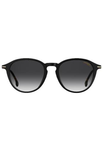 Carrera black 196/F/S Sunglasses 7965BGL77F6D8BGS_1