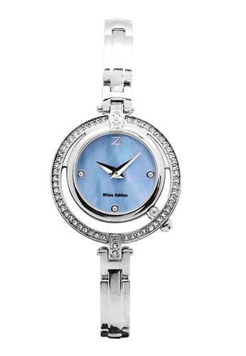 ZECA blue and silver Zeca jam tangan wanita 193L.S.P.S3 ZE074AC05BMGID_1