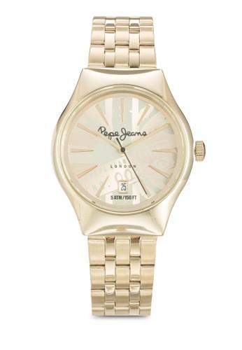 R2353113002 Joey 印花不銹鋼男esprit高雄門市錶, 錶類, 飾品配件