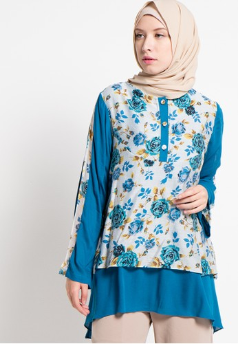 Isyana Layer Blouse