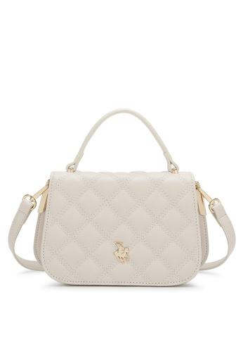 Swiss Polo white Casual Top Handle Bag 8B404AC9EEEC7DGS_1
