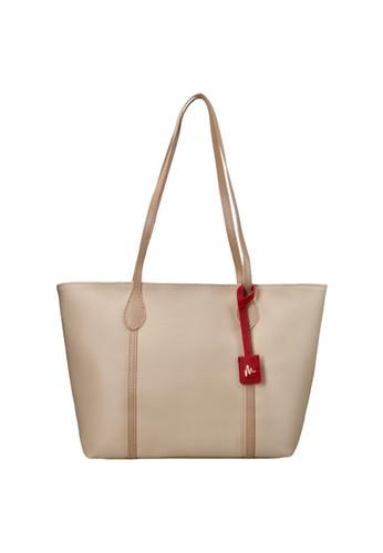 MAYONETTE multi MAYONETTE Verda Tote Bag - Tas Totes Fashion Wanita - Cream 8A5ACAC68A6EADGS_1