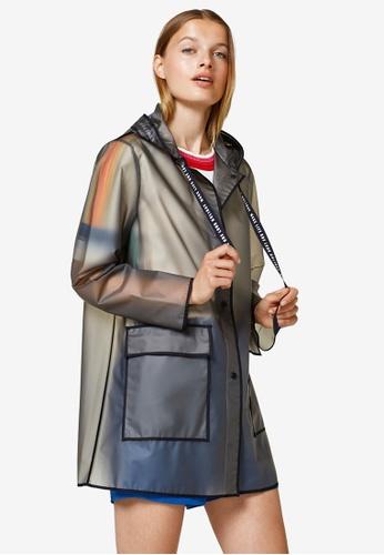 ESPRIT black Woven Regular Coat 56609AA0BA09A5GS_1