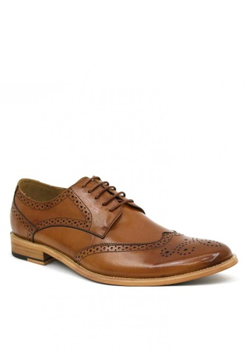 East Rock brown Walbrydge Formal Shoes F7F00SHF6BE51CGS_1