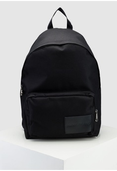f84b5c2aea1 ... NOW RM 310.90 Sizes One Size · Calvin Klein black Campus Backpack -  Calvin Klein Accessories 66816AC11E0FD2GS 1 20% OFF ...