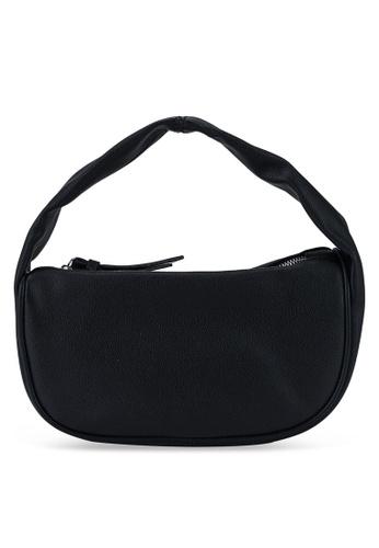 Red's Revenge black Astrid Slouchy Tote Bag 2BE23AC8228E2EGS_1