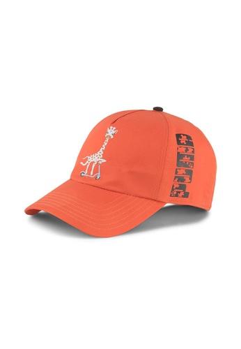 Puma pink Animal Youth Baseball Cap CD786KC160B1A2GS_1