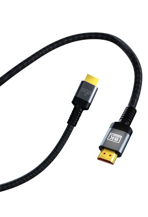 EGO EGO Wiry Max HDMI 2.1 8K 傳輸線 (120cm)