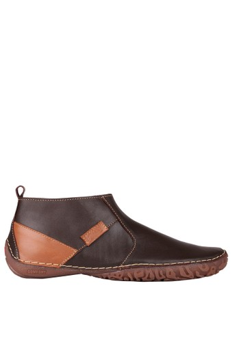 Dr. Mocc brown Apollo 61-Brown/Tan DR198SH34GWNID_1