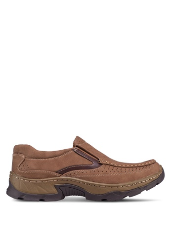 Louis Cuppers brown Casual Loafers LO977SH99ZXCMY_1