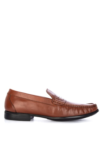 Alberto brown Formal Mocassins EEC89SHF5AC0D0GS_1