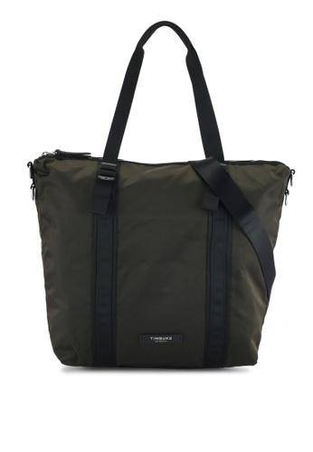 Timbuk2 green Parcel Tote Bag 6E7D6AC4BD4593GS_1