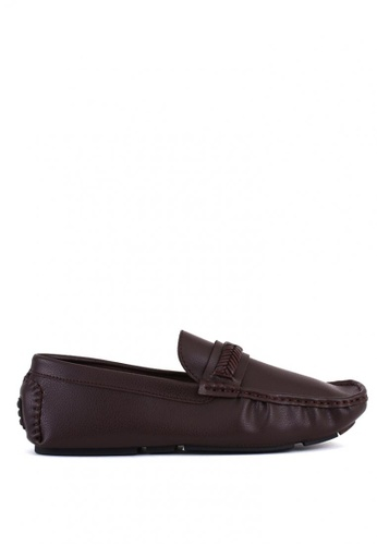 7soles brown Theo Casual Shoes FA2EDSH0F8623CGS_1