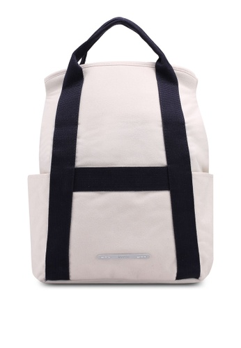 Rawrow white Wax 295 2 Way Cotna Backpack 7FA31ACD373DE6GS_1