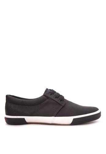 Italianos black Felix Sneakers IT153SH78BSJPH_1