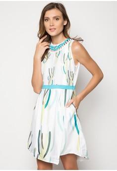 Cliff S/L Dress