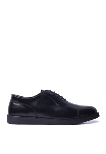 Toods Footwear black Lexus - Hitam TO932SH0VP7EID_1