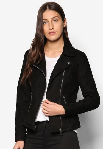 麂皮機車夾克, 服飾,esprit 寢具 皮革外套