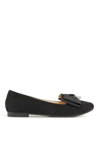 Carlo Rino black Carlo Rino 33320-A002-08 Pointed Toe Flats (Black) 1ABE7SH5279A59GS_1