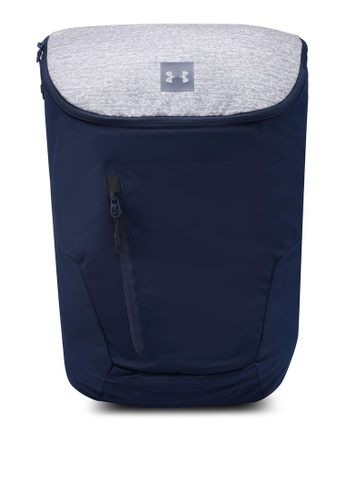 Under Armour grey Lifestyle Backpack 864BDACBBDBE15GS_1