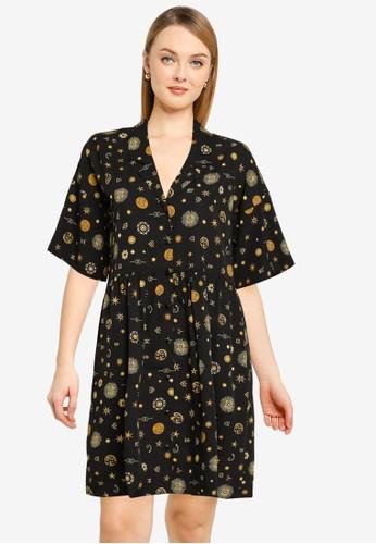 Noisy May black Sula Sirt Dress B8174AA6E38024GS_1