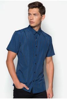 CN - Checked Short Sleeve Shirt