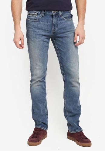 Calvin Klein blue Slim Ludlow Jeans - Calvin Klein Jeans 1B237AA3583928GS_1