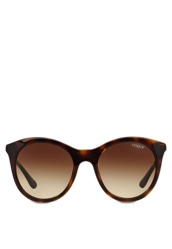 zalora taiwan 時尚購物網鞋子In Vogue Acetate Woman Sunglasses, 飾品配件, 飾品配件