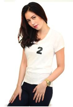 """nchanting Numeric Shirt No.""""2"""