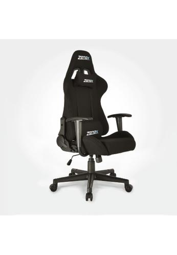 Zenox black Pluto Racing Chair (Black) 3458AHLE8710BDGS_1