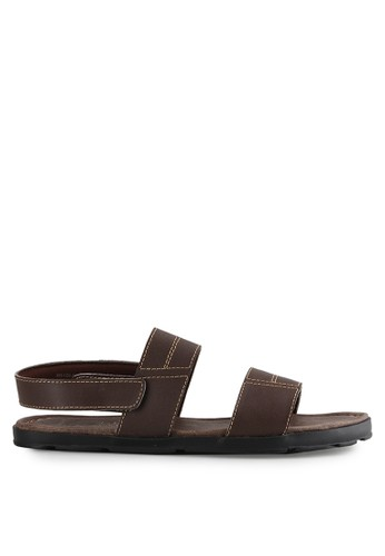MARC & STUART Shoes brown Sandal Herk 1 MA456SH0UU5TID_1