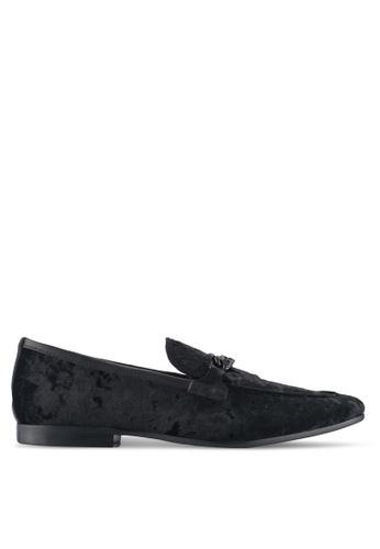 ALDO black Royton Loafers 72B0FSH96D02D2GS_1