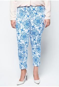 Brix Printed X Pants