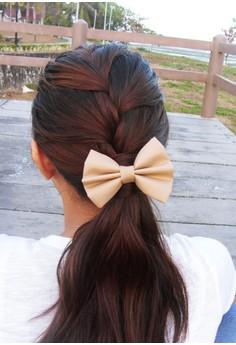 Tan Bow (Small)