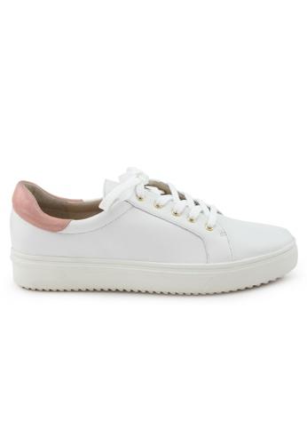 Shu Talk pink Sporty Causal Sneaker Shoes SH397SH0GFJBSG_1