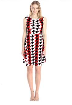 Moss Princess Dress Pixel Design with Zipper