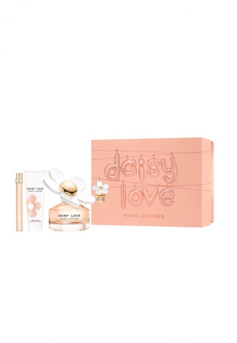 Marc Jacobs Fragrances Marc Jacobs Daisy Love Eau de Toilette 100ml + Body Lotion 75ml + Pen Spray 10ml (Worth $235) 4E7C5BEDE0329BGS_1