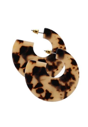 Rubi multi Oregon Western Earrings 507B4ACD86DAF8GS_1